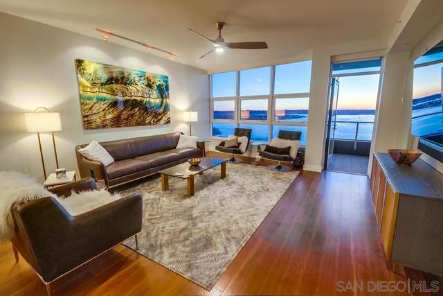 1325 Pacific Hwy #2601, San Diego, CA 92101 (#200028351) :: Yarbrough Group