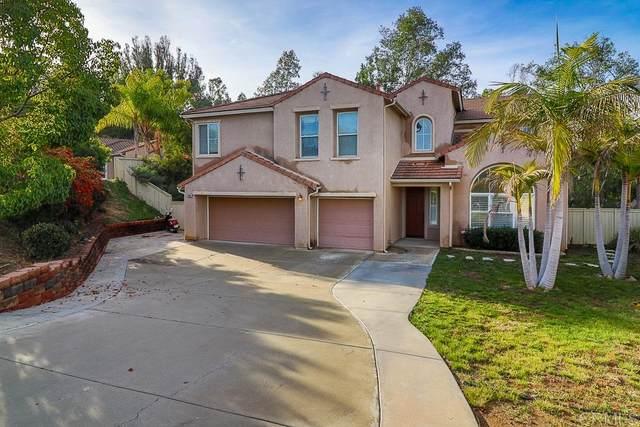 2844 Asterwood Ln, Vista, CA 92081 (#200028401) :: Neuman & Neuman Real Estate Inc.