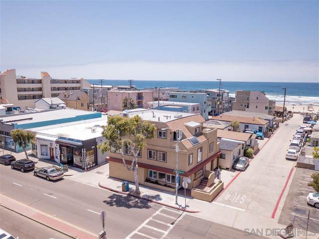 3792 Mission Blvd, San Diego, CA 92109 (#200028424) :: Whissel Realty