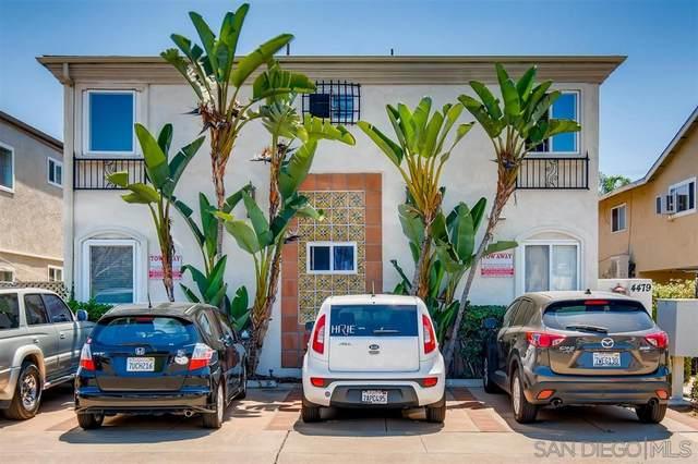 4479 Marlborough Ave #3, San Diego, CA 92116 (#200028570) :: Whissel Realty