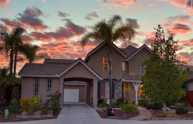 328 Crownview Ct, San Marcos, CA 92069 (#200028618) :: Neuman & Neuman Real Estate Inc.