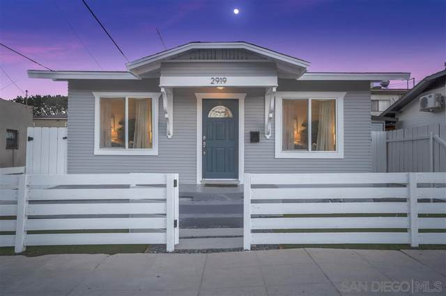 2919 Polk Ave, San Diego, CA 92104 (#200028626) :: Zember Realty Group
