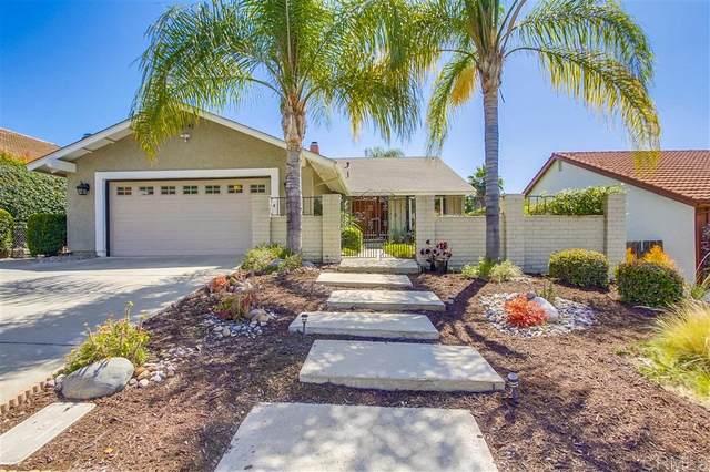 7594 Volclay Dr, San Diego, CA 92119 (#200028786) :: Neuman & Neuman Real Estate Inc.
