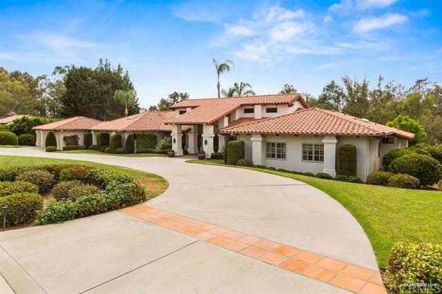16576 Via Lago Azul, Rancho Santa Fe, CA 92067 (#200028878) :: Neuman & Neuman Real Estate Inc.