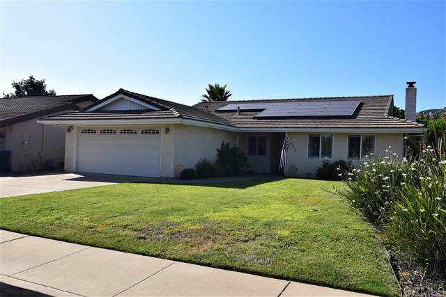 1626 David Dr, Escondido, CA 92026 (#200028950) :: Neuman & Neuman Real Estate Inc.