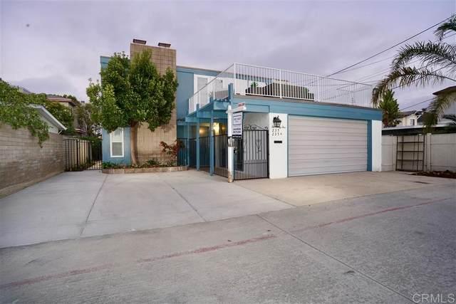 235-235A El Chico, Coronado, CA 92118 (#200028974) :: Whissel Realty
