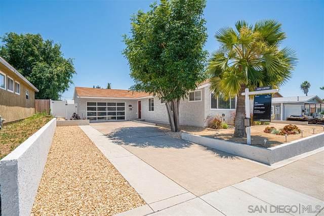 6859 Cowles Mountain Blvd, San Diego, CA 92119 (#200029016) :: Neuman & Neuman Real Estate Inc.