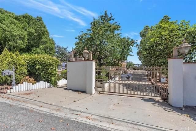 346 Vista Del Indio, Fallbrook, CA 92028 (#200029080) :: Neuman & Neuman Real Estate Inc.