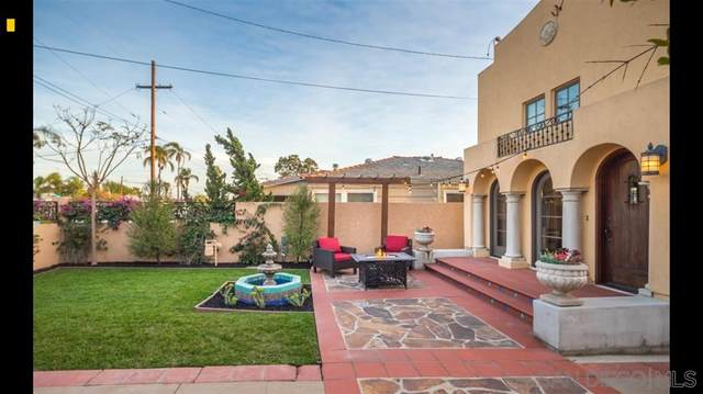 2218 Dale St., San Diego, CA 92104 (#200029121) :: Whissel Realty