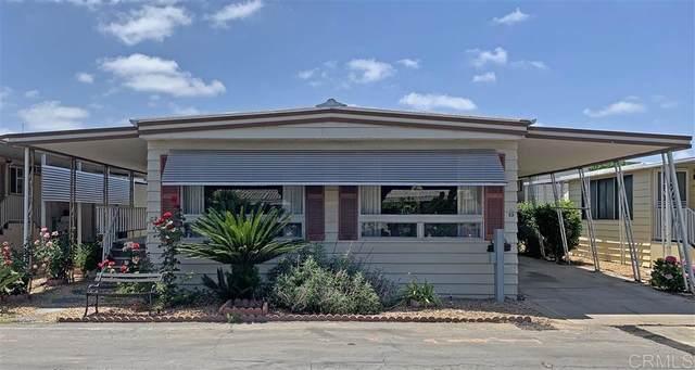 1501 Anza Ave #63, Vista, CA 92084 (#200029254) :: Neuman & Neuman Real Estate Inc.