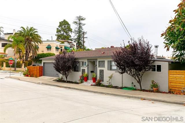 3975 Henry St, San Diego, CA 92103 (#200029430) :: Dannecker & Associates