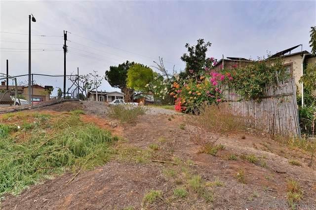 4886 Lantana Dr 4/57,62, San Diego, CA 92105 (#200029498) :: Neuman & Neuman Real Estate Inc.
