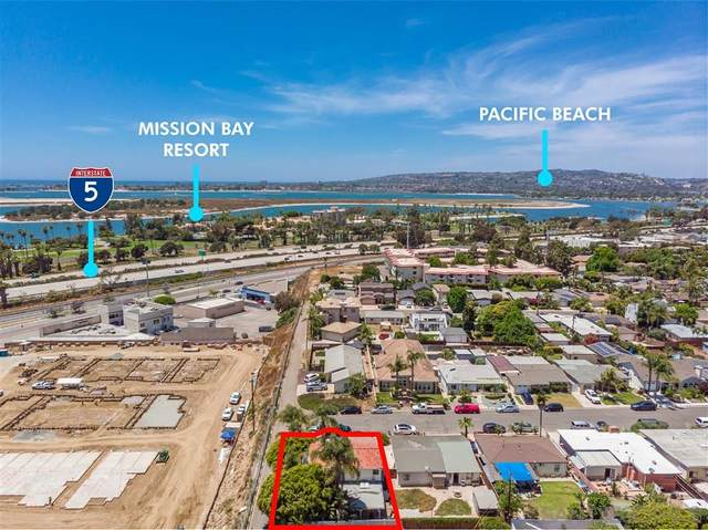 1403 Morenci St, San Diego, CA 92110 (#200029536) :: Yarbrough Group