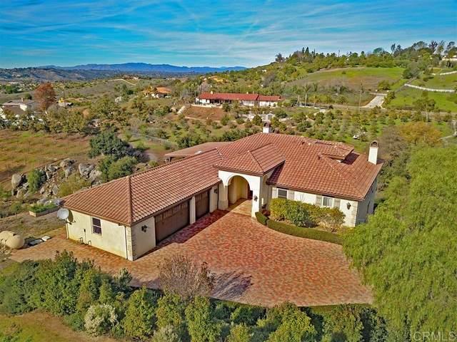31781 Wrightwood Rd, Bonsall, CA 92003 (#200029537) :: Neuman & Neuman Real Estate Inc.