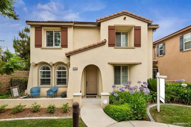 3593 Summit Trail Ct, Carlsbad, CA 92010 (#200029543) :: Whissel Realty