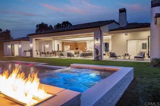 6204 San Elijo, Rancho Santa Fe, CA 92067 (#200029547) :: Whissel Realty