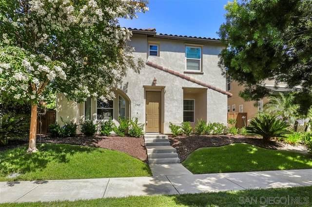 1545 Hunters Glen Ave, Chula Vista, CA 91913 (#200029555) :: Whissel Realty