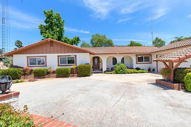 1211 Via De Maranatha, Fallbrook, CA 92028 (#200029578) :: Neuman & Neuman Real Estate Inc.