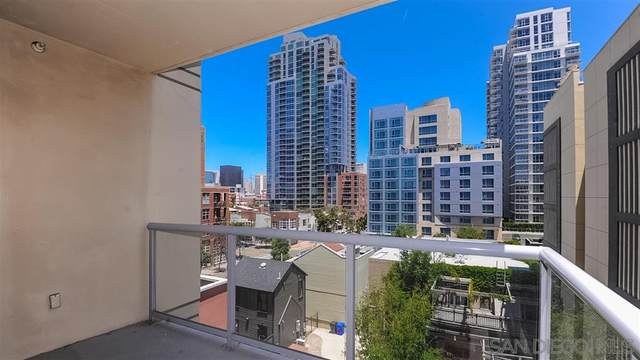 427 9Th Ave #509, San Diego, CA 92101 (#200029600) :: Keller Williams - Triolo Realty Group