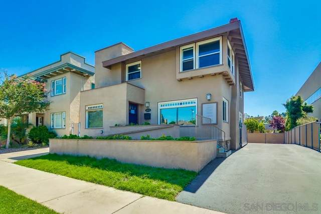 3233 Third Ave, San Diego, CA 92103 (#200029839) :: Dannecker & Associates