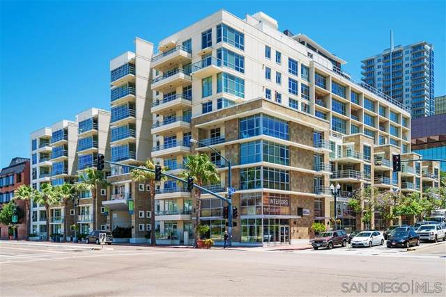 1431 Pacific Hwy #301, San Diego, CA 92101 (#200029862) :: Yarbrough Group