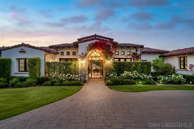 7664 Top O The Morning Way, Rancho Santa Fe, CA 92127 (#200029927) :: Whissel Realty