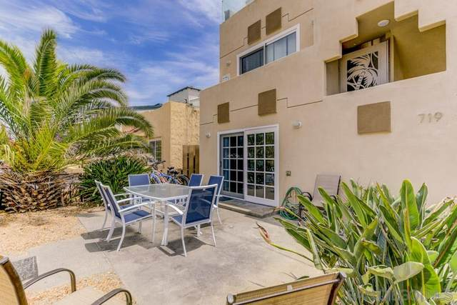 719 Jamaica Court A, San Diego, CA 92109 (#200030078) :: The Stein Group
