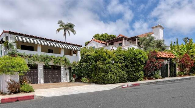 7777 Exchange Place, La Jolla, CA 92037 (#200030125) :: Whissel Realty