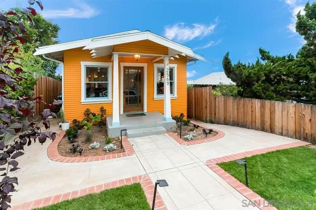2569 J Street, San Diego, CA 92102 (#200030189) :: Neuman & Neuman Real Estate Inc.