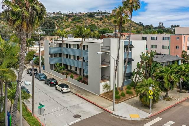 415 Gravilla St #33, La Jolla, CA 92037 (#200030288) :: Yarbrough Group