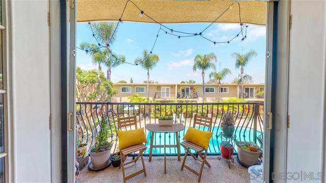 4570 54th St #201, San Diego, CA 92115 (#200030308) :: Keller Williams - Triolo Realty Group