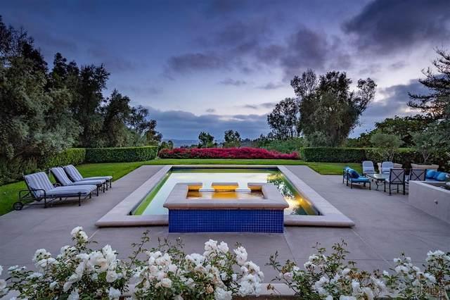 6311 Calle Del Alcazar, Rancho Santa Fe, CA 92067 (#200030345) :: Neuman & Neuman Real Estate Inc.