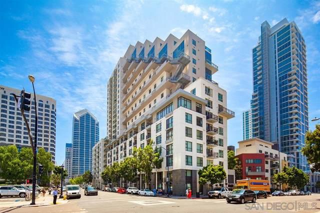 1240 India Street #104, San Diego, CA 92101 (#200030417) :: Compass