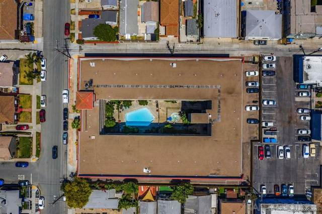 3535 Monroe Ave #1, San Diego, CA 92116 (#200030434) :: The Stein Group