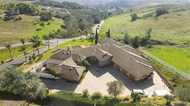 5125 Olive Hill Trl, Bonsall, CA 92003 (#200030523) :: Neuman & Neuman Real Estate Inc.