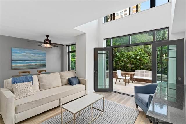 500 W Harbor Drive #134, San Diego, CA 92101 (#200030542) :: Neuman & Neuman Real Estate Inc.