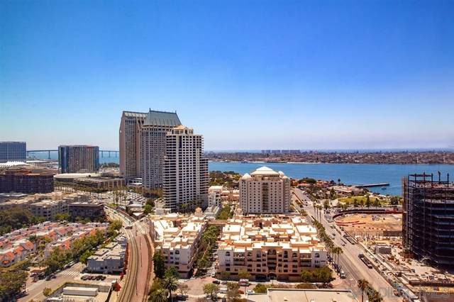 888 W E Street #2504, San Diego, CA 92101 (#200030603) :: Dannecker & Associates