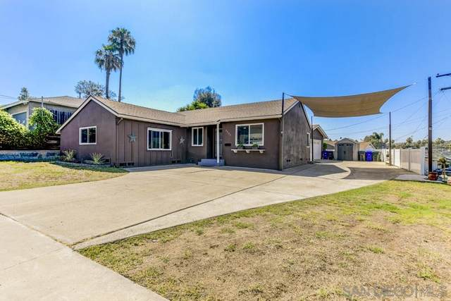 5285 Maryland Ave, La Mesa, CA 91942 (#200030683) :: The Stein Group