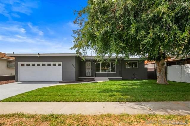 390 San Miguel Dr, Chula Vista, CA 91911 (#200030715) :: Neuman & Neuman Real Estate Inc.