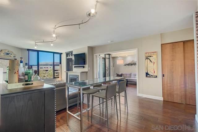 500 W Harbor Dr. #612, San Diego, CA 92101 (#200030723) :: Neuman & Neuman Real Estate Inc.