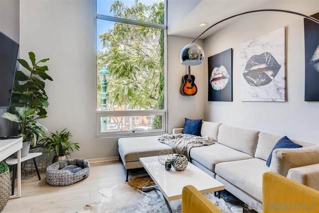 1601 Kettner Blvd. #16, San Diego, CA 92101 (#200030734) :: Dannecker & Associates