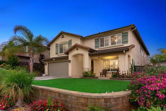 1643 Pegasus Way, San Marcos, CA 92069 (#200030756) :: Neuman & Neuman Real Estate Inc.