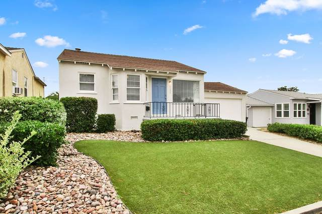 4156 Marian St, La Mesa, CA 91941 (#200030804) :: The Marelly Group   Compass