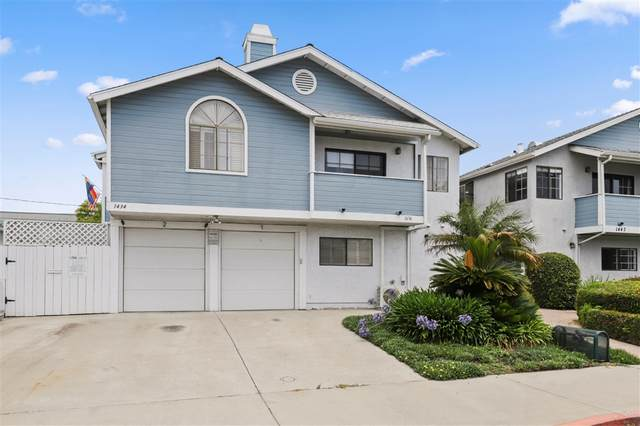 1434 Essex St #3, San Diego, CA 92103 (#200030863) :: Yarbrough Group