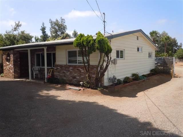 2155 W El Norte, Escondido, CA 92026 (#200030887) :: Neuman & Neuman Real Estate Inc.