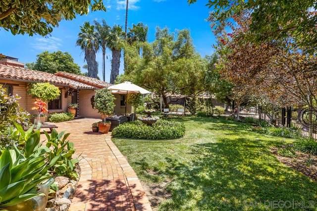 2613 Loma Vista Dr, Escondido, CA 92025 (#200030891) :: Neuman & Neuman Real Estate Inc.