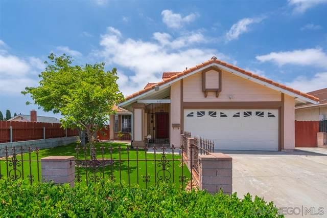 542 Briarwood Rd, San Diego, CA 92139 (#200030900) :: Neuman & Neuman Real Estate Inc.