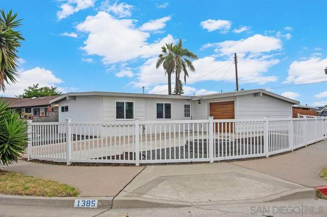 1385 10th St, Imperial Beach, CA 91932 (#200030910) :: Yarbrough Group