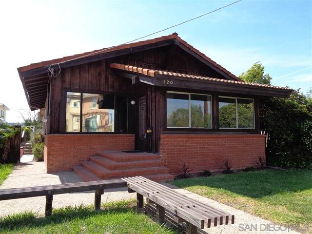 520 S Magnolia, El Cajon, CA 92020 (#200030935) :: Neuman & Neuman Real Estate Inc.