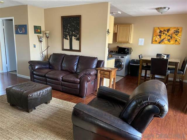 3217 Midway Dr. #601, San Diego, CA 92110 (#200030970) :: Whissel Realty